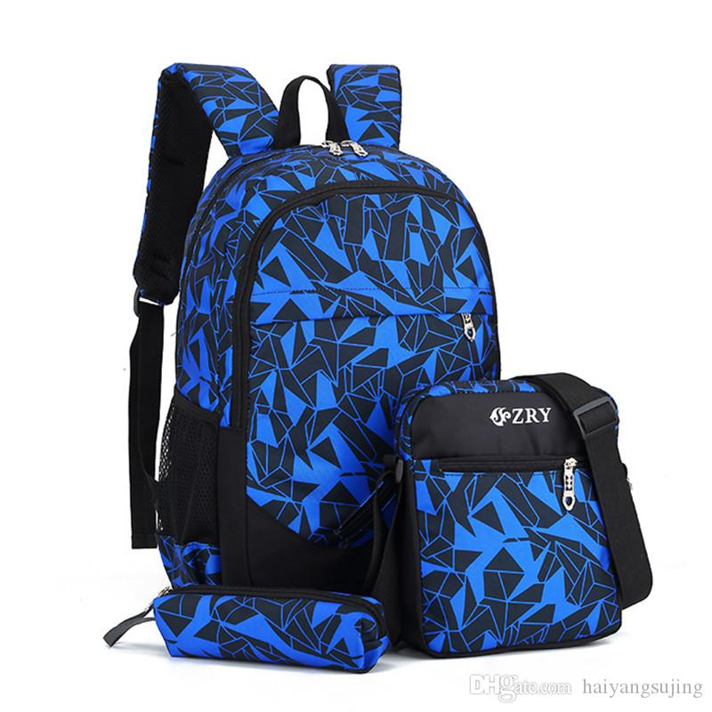 New School Bags For Girls Brand Women Backpack Boy Shoulder Bag Wholesale  Kids Waterproof Burden Backpacks Fashion Handbag Band USB Satchel Bags Man  Bags ... e7890efc2ccbb