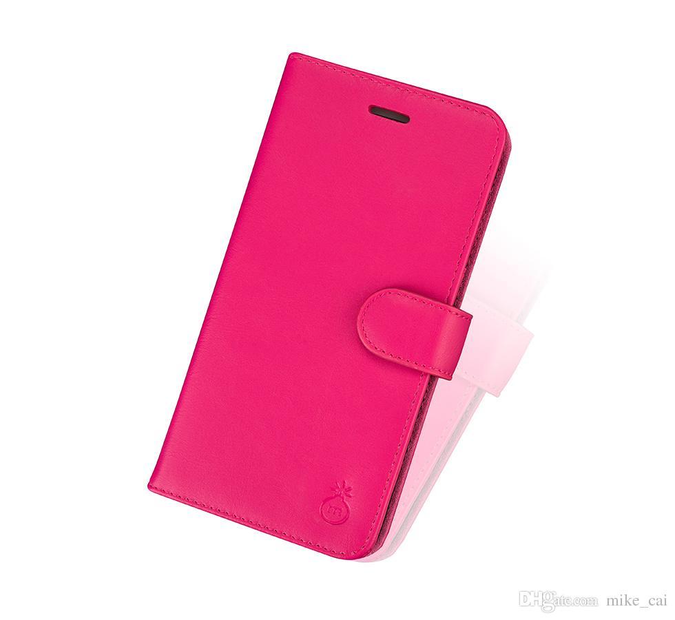 Luxurious Flip Type For APPLE iPhoneX iphone 6 7 8 SE Plus Wallet Case Split PU Leather Bag Kickstand cell phone Case iphone wallet case