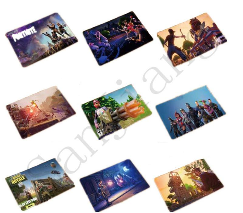 2018 40 60cm Fortnite Floor Door Mat Game Print Non Slip Kitchen