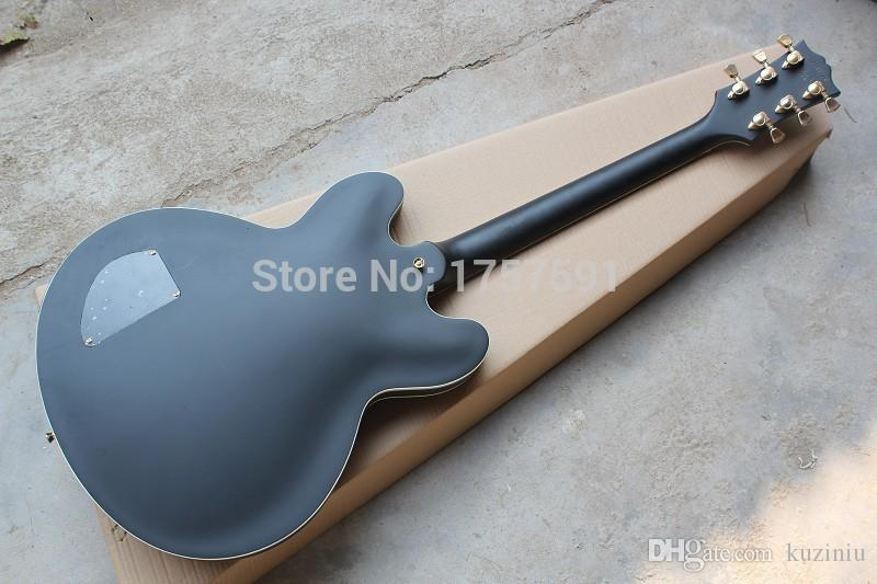 HOT Wholesale high quality New Musical Instruments best 5-position Switch B.B. King signature black Electric Guitar