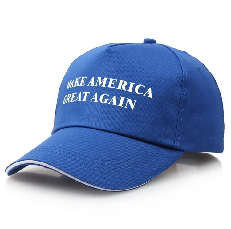 Make America Great Again Sombrero Gorra Donald Trump Gorra de béisbol republicana Regalo de navidad Gorra de béisbol Snapback Gorras es