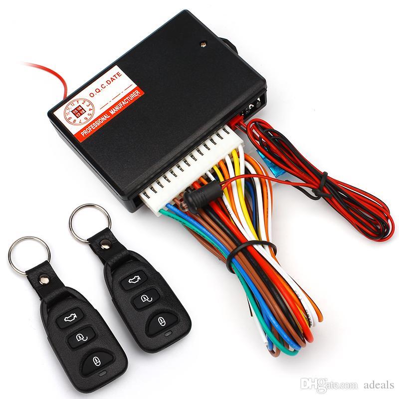 2018 Tsk 405q Car Auto Remote Central Kit Door Lock Locking Vehicle