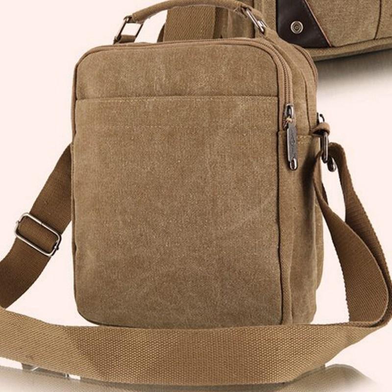 2016 men's travel bags cool Canvas bag fashion men messenger bags high quality brand bolsa feminina shoulder bags M7-951