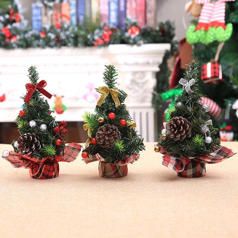 Großhandel 1 Stück Weihnachtsbaum Bouquet 3 Farben Weihnachten ...