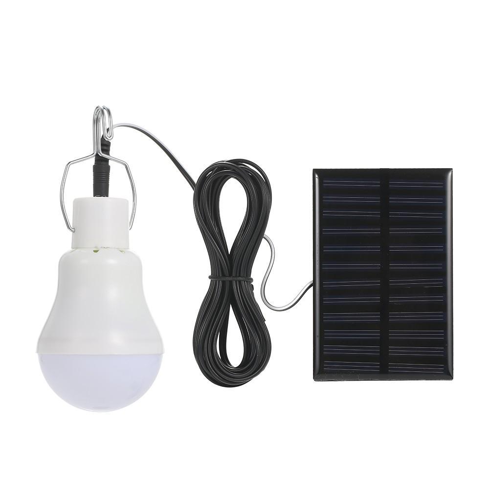974b4aedfd648 Acheter L2117 1 12LEDs Ampoule LED Rechargeable À Énergie Solaire Avec  Panneau Solaire Luz LED Rechargeable Avec Énergie Solaire Dobijeci Led  Svetla De ...