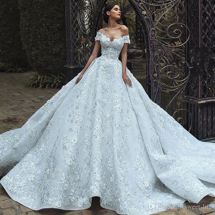Acheter 2020 Magnifique Robe De Mariée En