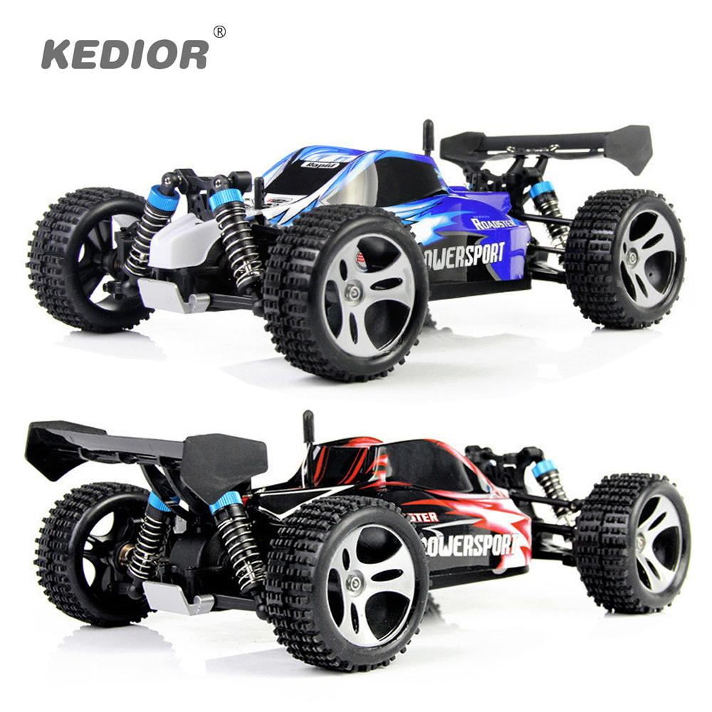 Wltoys 24ghz 4wd Rc Racing Car Remote Control Electric Toy Viechle Machine High Speed With 45km H Gift For Boy Engines Model From Namenew