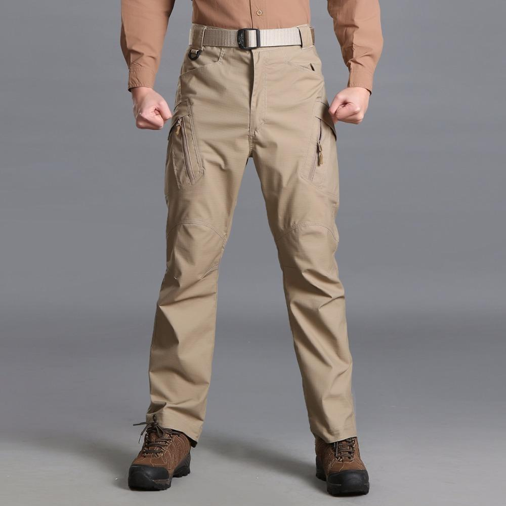 51f9a105214 2019 Cargo Pants 2018 Winter Tactical Pockets Pants Men Combat Army  Military Pants Casual Streetwear Many Pockets Male Long Trousers Y1892801  From Tao01
