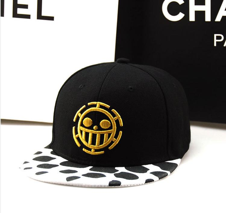 Wholesale Anime One Piece Hat Baseball Cap Trafalgar Law Hats Cosplay Caps  For Women Men Hip Hop Snapback Caps Flat Hats Custom Hat Caps For Men From  Yuijin ... ccfb14b087c