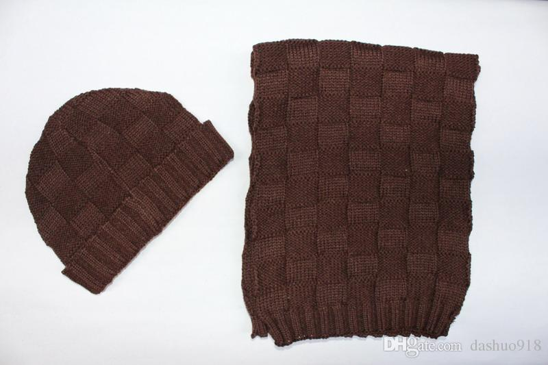 Hot Unisex Winter Brand MON Classcal Men Women Knitted Hat Men Fashion  Beanies Gorro Boy Casual Ski Girls Skull Caps Wholesale A3 Pork Pie Hat  Snapback Hats ... eef54362943
