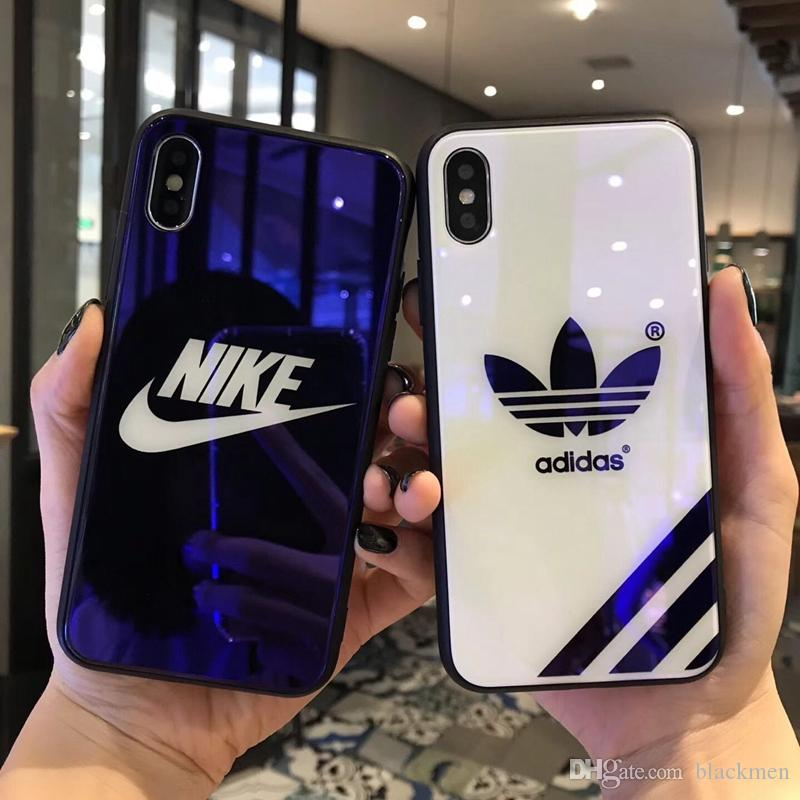 free shipping dbf86 cc429 Luminous Iphone X For Iphone case 7 plus Perfect All-inclusive and Drop  Protection iphone 6 cases Material TPU