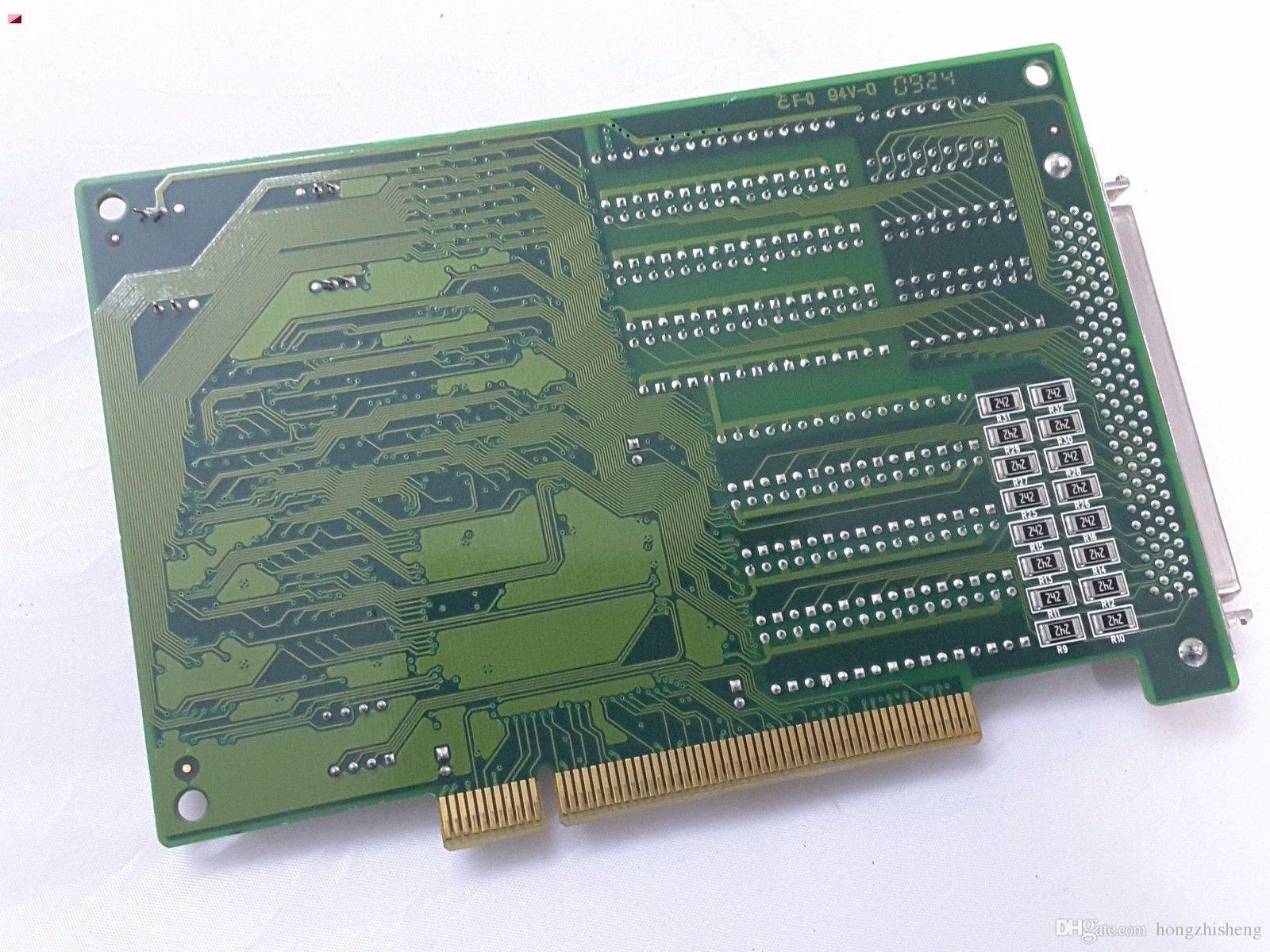 Оригинальная карта ввода-вывода Borad PCI-7432 64-канальная изоляция высокоскоростной цифровой карты ввода-вывода PCI-7432HIR