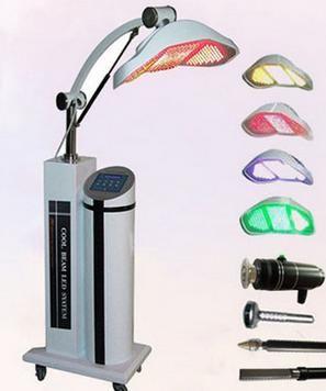 41ed80a132b 2018 New Beauty Salon Equipment Professional Photon Skin Rejuvenation  Machine Facial Skin Care PDT LED Therapy Laser Color Light Lamp Blue Light  Treatment ...