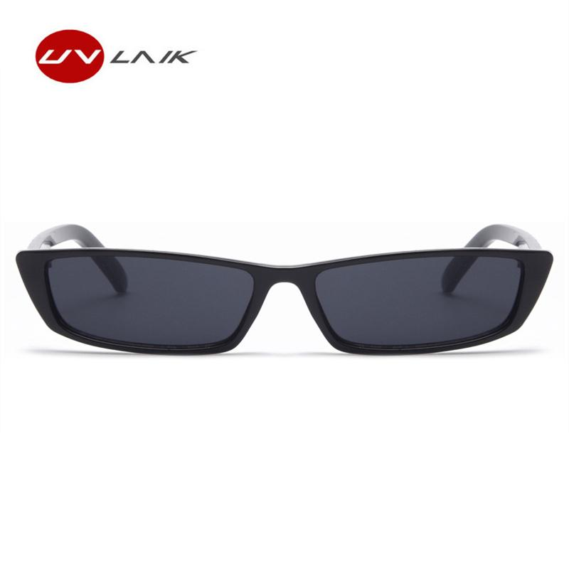 03b06b0934 UVLAIK 2018 Vintage Cat Eye Sunglasses Women Fashion Small Frame Sun Glasses  Ladies Retro Personality Cat Eyeglasses UV400 Sunglasses For Men  Prescription ...