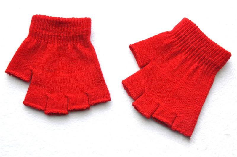 Damen-accessoires 2018 Frauen Mode Strick Arm Fingerlose Regelmäßige Ein Größe Solide Wolle Erwachsene Lange Handschuh Handgelenk Warme Frauen Winter Handschuhe