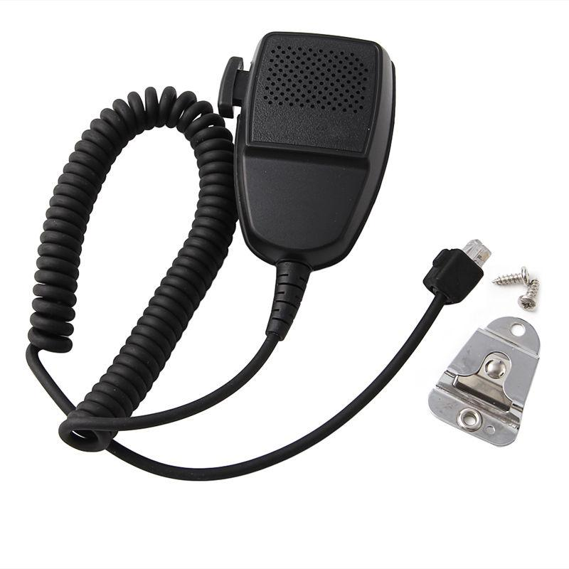 OOTDTY Car Radio Mic Speaker Microphone for Motorola HMN3596A GM300 GM338  GM950