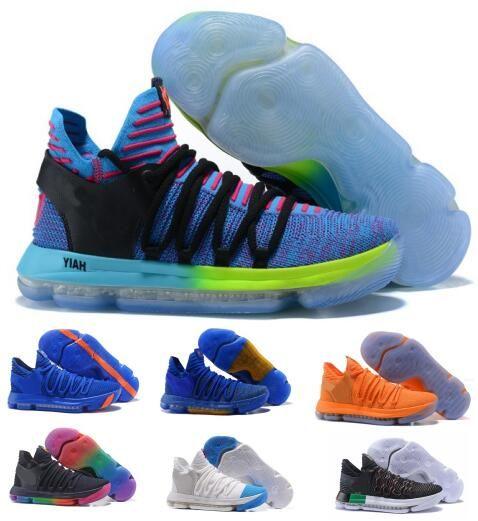 scarpe kd 10 uomo verde