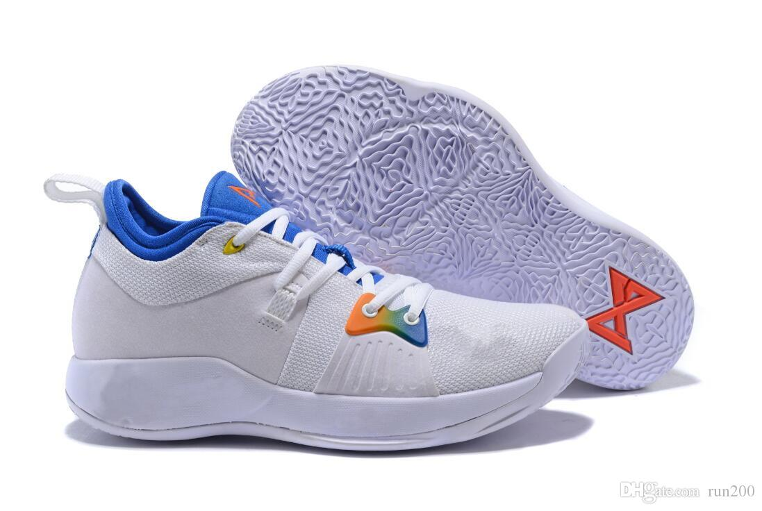 Hot sales PG 2 Playstation shoes store With Box Top Quality Paul George Basketball Shoes AT7815-002
