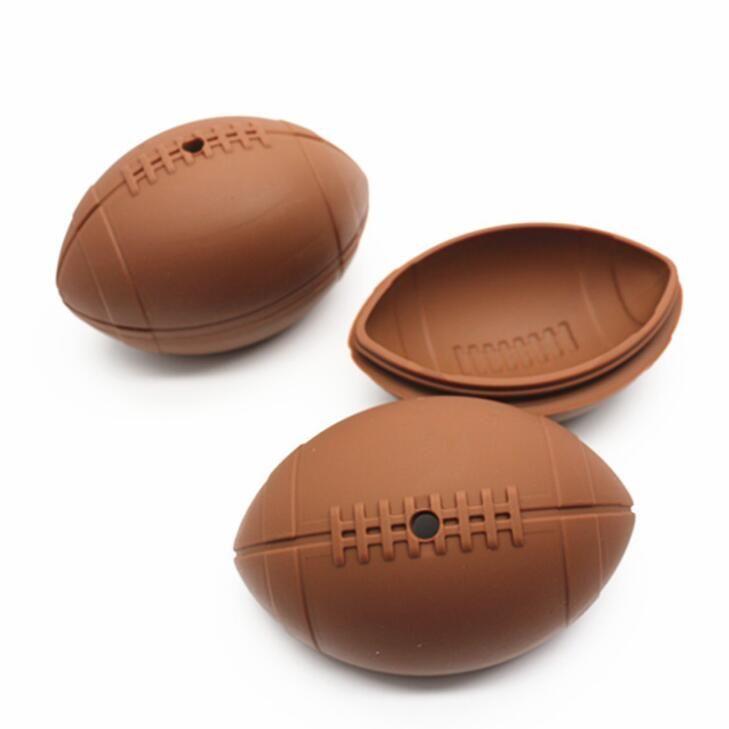 Baseball geformt Silikonform Ball Formen ECO Kuchenform Eis Fußball Schokoladenform Kuchen Maker DIY Kochen Backen Werkzeuge DHL