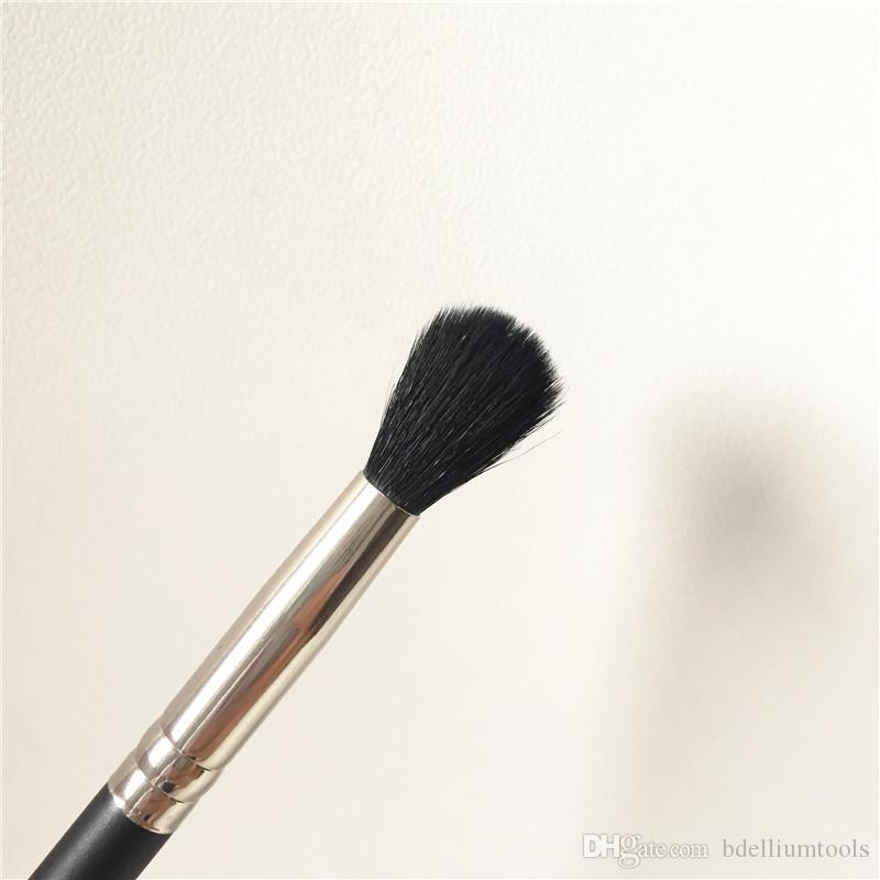 MACCHINA 224 / 286S Tapered Blending Pinsel - Ziege Haar Lidschatten Blender - Beauty Kosmetik Make-up Applikator Bürsten Mixer