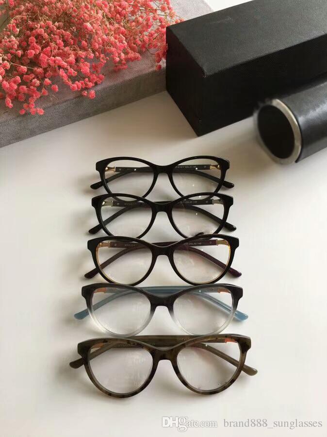 5bdc96e6c Compre New Designer De Moda Óculos De Armação Completa Simples ...