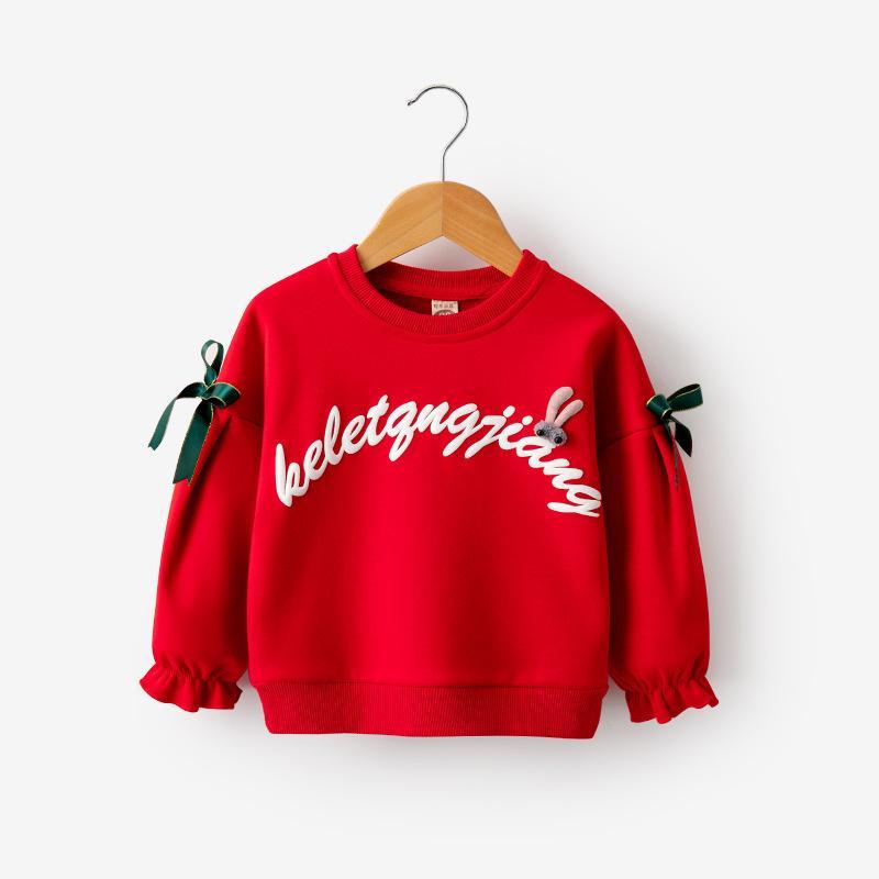 42a88968356d BibiCola 2018 Girls Sweater Spring Autumn Fashion Cotton Pullover ...