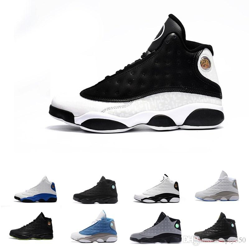 Top Quality Wholesale Cheap NEW 13 13s mens basketball shoes sneakers women Sports trainers running shoes for men designer Size 5.5-12