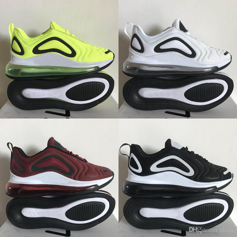 af1bfefbf12d 2019 2019 New Hot 720 Running Shoes For Men Women Best Quality 720 Air  Designer Sneakers Black White Green Breathable Boots Size US5.5 11 From  Elecar