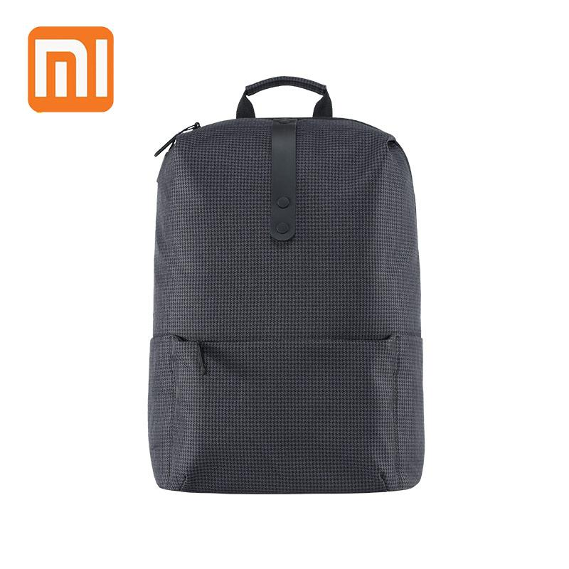 3138ddac414a XIAOMI College Style Backpack 15.6 Inch Laptop Bag Large Capacity 18L School  Computer Bag Men Women Boy Girl Preppy Style Osprey Backpacks Book Bags From  ...