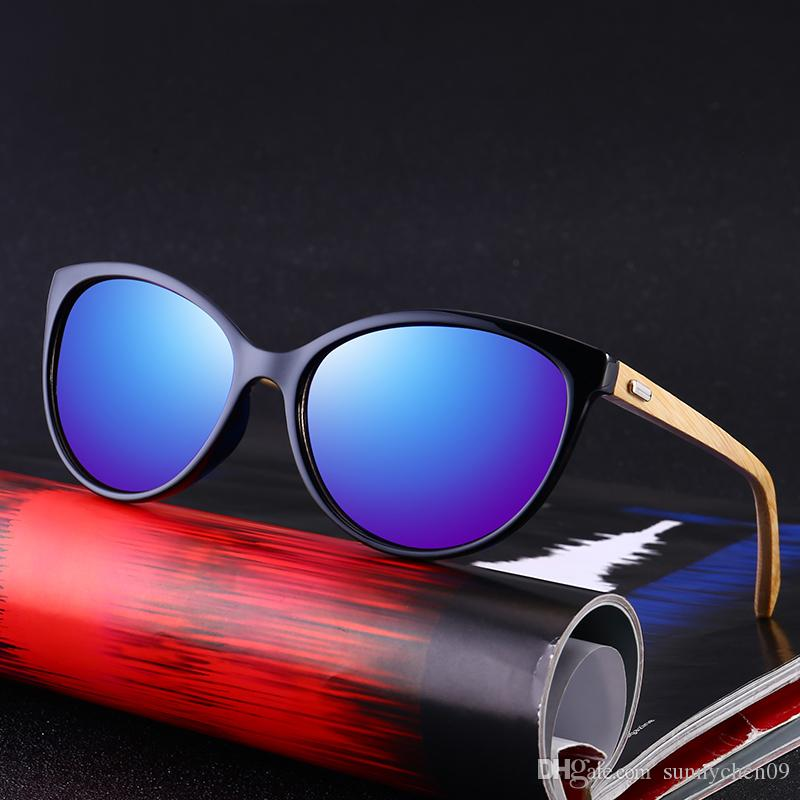 a45af9cdaf High Quality Classic Cat Eye Sunglasses Designer Brand Mens Womens ...