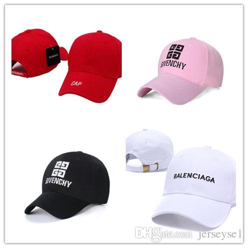 Cheap Cool Wholesale VETEMENTS Caps LA Letter Embroidery Baseball ... b2ae2c52ebf6
