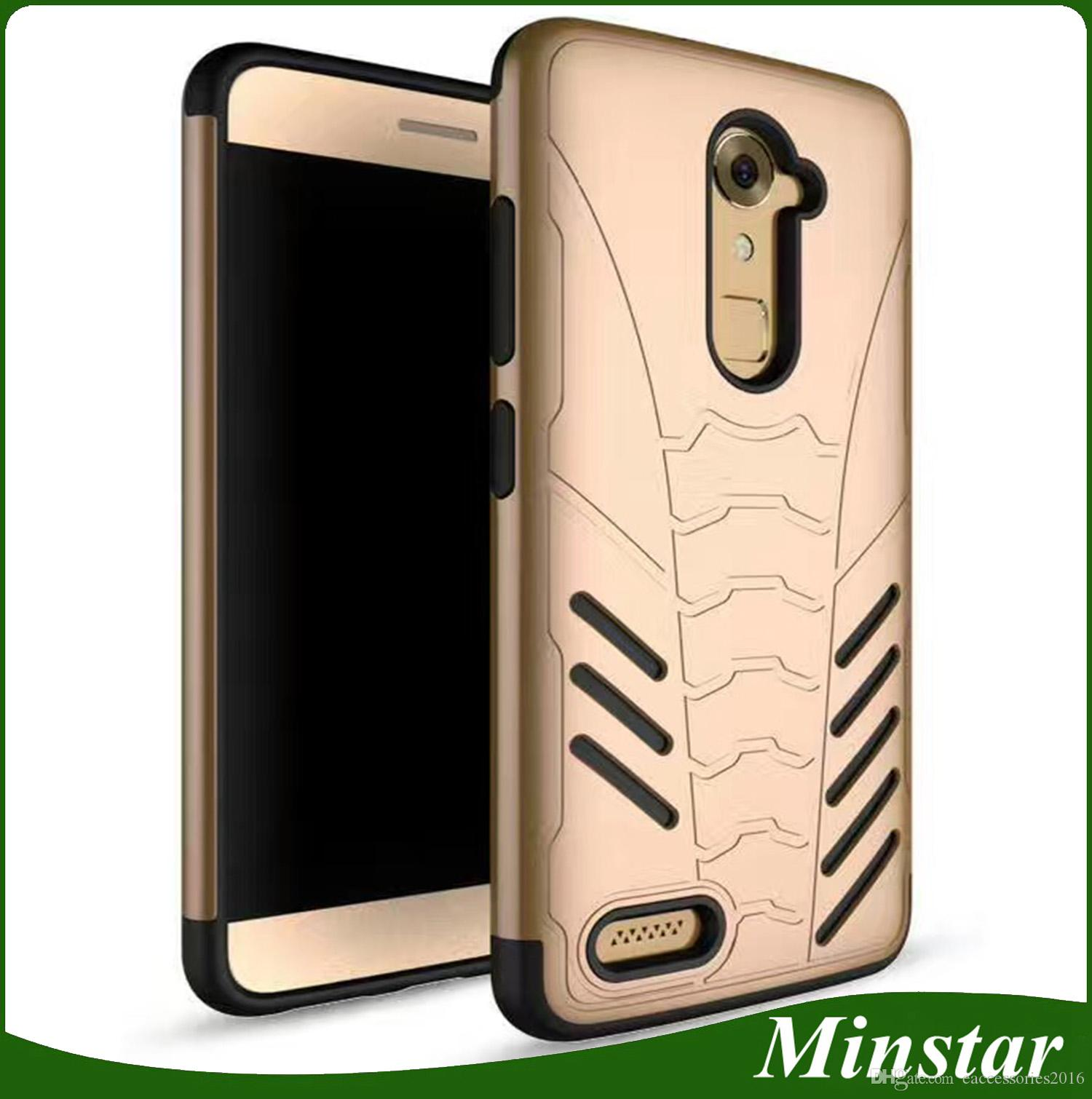 For OPPO R11 Plus R9S VIVI V5 Plus e Plus 5 Rugged Defender Plastic PC Hybrid Armor Phone Case Protective Cover Oppo R11 Hybrid Case Oppo R11 Plus Case