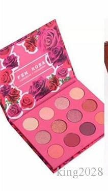 Colourpop Cosmetics Set Colourpop Eye shadow Fem Rosa Karrueche X Colourpo rosa p SHE Eye shadow Palette.
