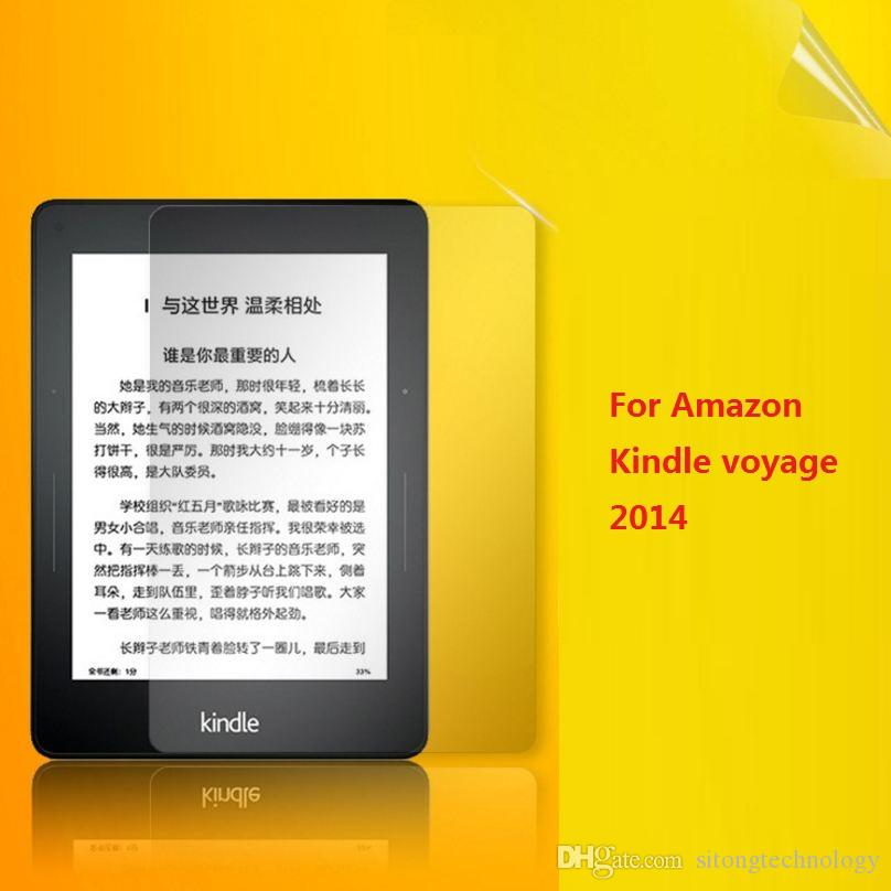 Buy Kindle Screen Protector, Kindle Anti Glare/Anti Fingerprint Matte  Premium Screen Protector For Kindle Voyage 2014 With Retail Box, Cheap  Screen