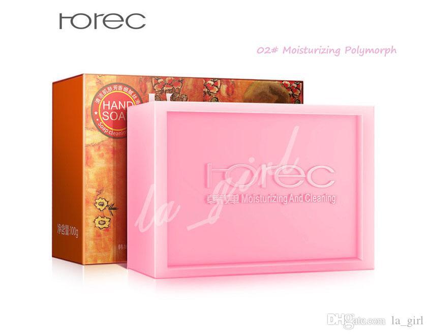 Rorec Moisturizing Reinigung Parfüm Essence Gesicht Handgemachte Seife 100g Erfrischt Reiniger Erweichung Aromatische Akne Behandlung Hautpflege