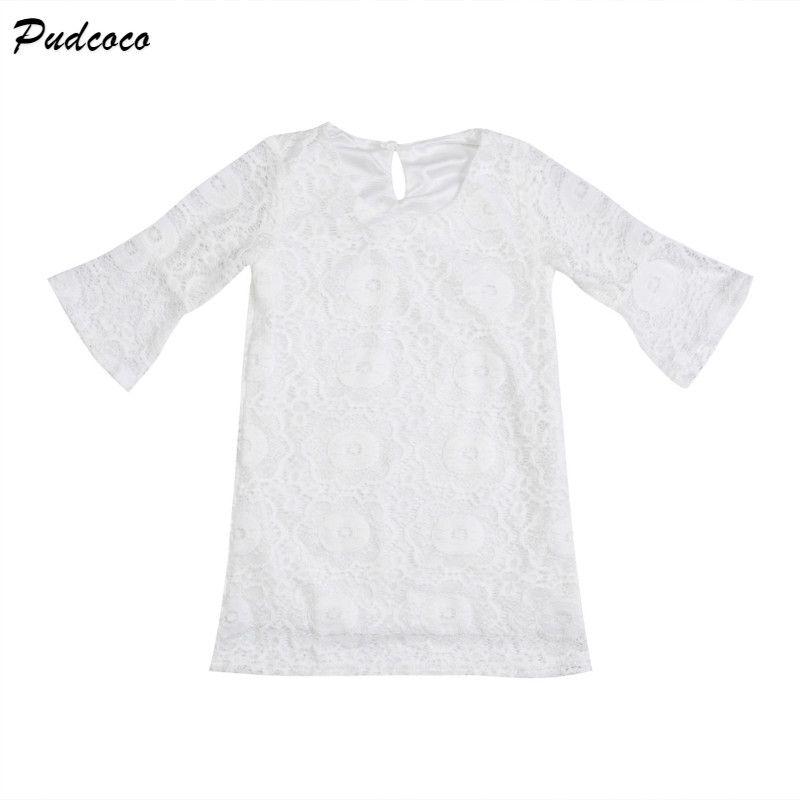Vestidos de harmonização da família mãe e filha branco lace dress mulheres meninas partido lace mini dress família roupas combinando