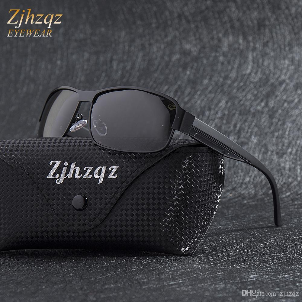 d601579fe5372 Classic Polarized Driving Glasses Upgraded Brand Design Men Mirror ...