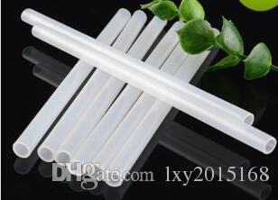nuevo tubo de plástico de la biela del filtro, tubos de agua, bongs de cristal, cachimbas de cristal, pipa que fuma