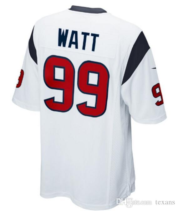 5f84ac71b 2018 Houston Deshaun Watson Texans Jersey Jj Watt Deandre Hopkins Jadeveon  Clowney College Custom Color Rush American Football Jerseys Shirts 4xl From  Us666 ...