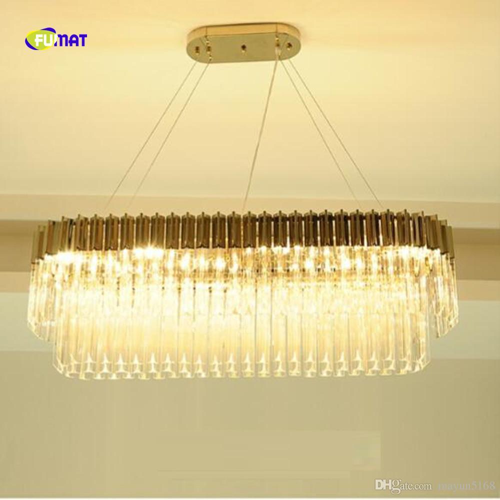 Großhandel Neue Design Luxus Kristall Kronleuchter Moderne Lampe Für ...