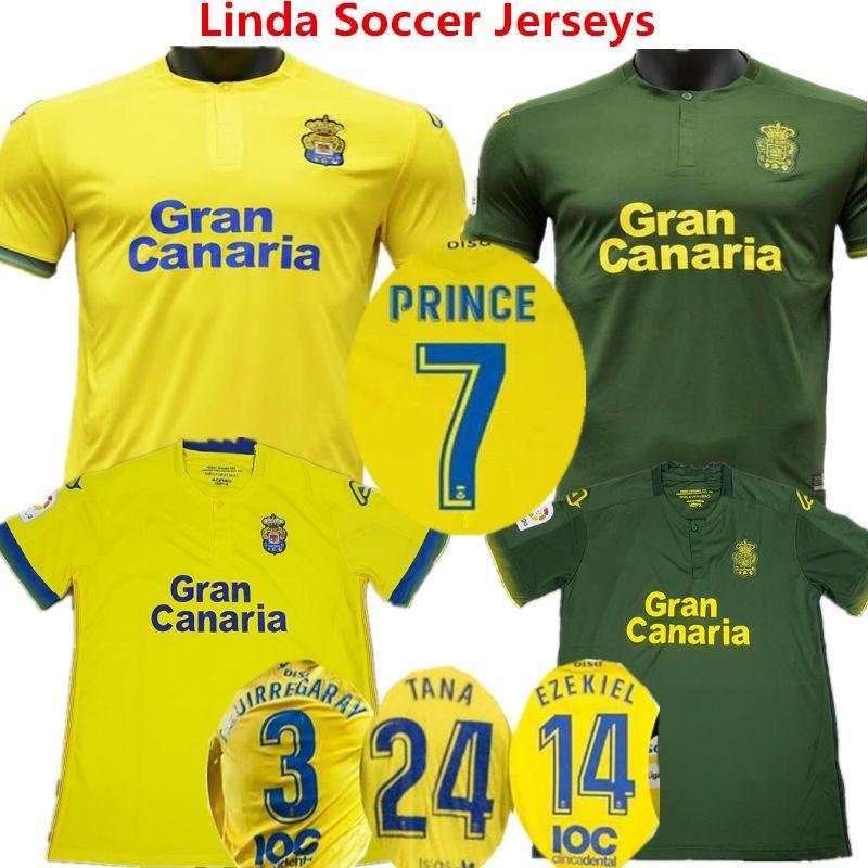 Las Palmas Soccer Jersey Spain Camisetas De Futbol 2018 19 SERGIO ... 1b94082e3