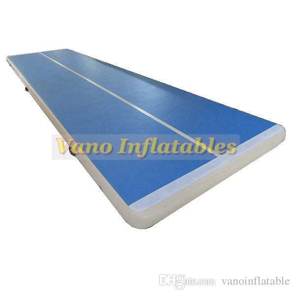 Blow Up Gymnastics Mat 3x1x0 2m Gymnastics Air Track Mat Inflatable