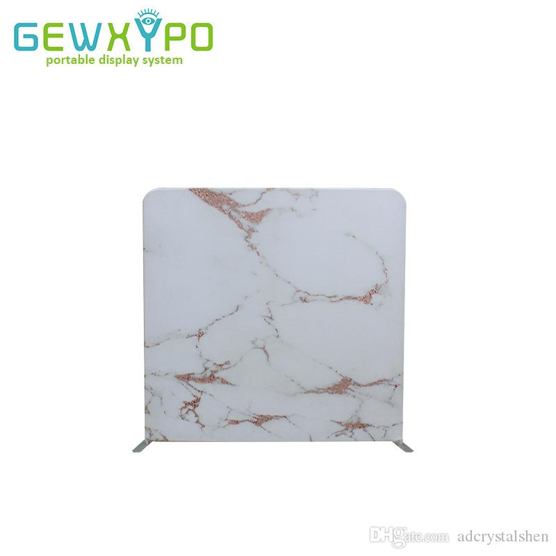 Fabric Exhibition Stand Up : Hop up exhibition display stands a lightweight fabric popup stand