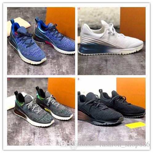 Fashion New Styles 2018 Female Men Fashion Shoes Stretch Knitted ... 989b72c558da