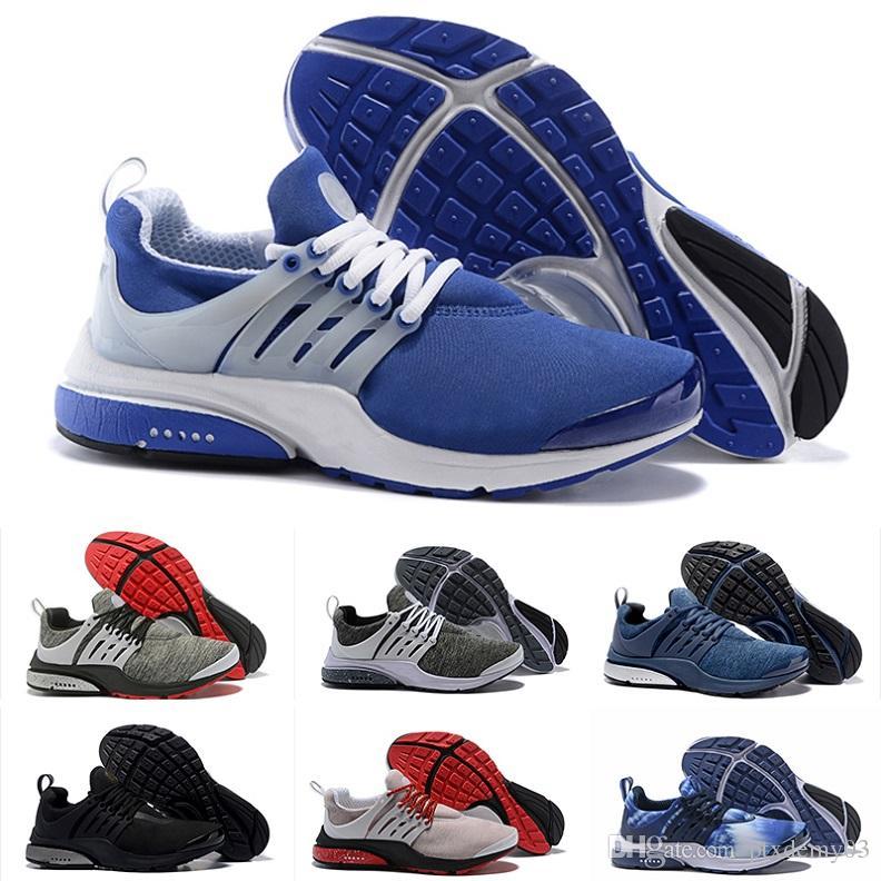 49aaa9d3460 Compre NIKE Air Presto Ultra Low Nuevo 2019 Prestos 5 Zapatillas De Running  Hombre Mujer Presto Ultra BR QS Amarillo Rosa Oreo Zapatillas De Deporte  Para ...