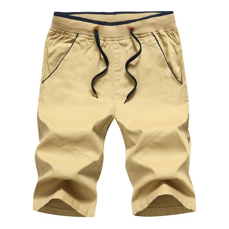 6fc69aad6b Cotton Shorts Men Summer Casual Shorts Relaxed 2018 Brand Boardshorts Cool  Outdoors Joggers Solid Joggers Plus Size Pants S -5XL 578 Cotton Shorts Men  ...