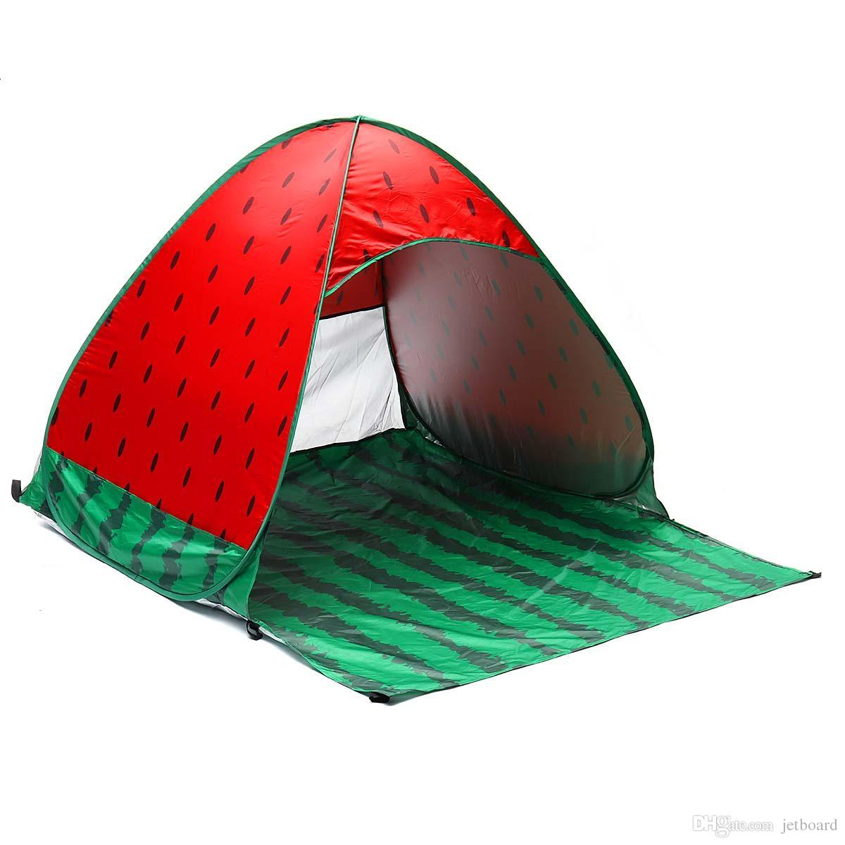 Outdoor 2 3 People Automatic Pop Up Tent Waterproof UV Beach Sunshade Shelter C&ing Popular Pop Up Outdoor Beach Party C&ing Tent Trailer Tents Popup ...  sc 1 st  DHgate & Outdoor 2 3 People Automatic Pop Up Tent Waterproof UV Beach ...