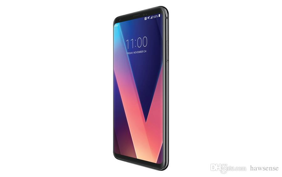 Refurbished Original LG V30 H930 H931 6.0 inch Octa Core 4GB RAM 64GB ROM 16MP Unlocked 4G LTE Smart Mobile Cell Phone Free DHL