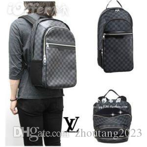 9d51b27713c6 2019 LOUIS VUITTON MICHAEL 8 KOR BACKPACK MEN LEATHER TRAVEL BAGS AJ 8 GG 8  SHOULDER BAGS TOTES MESSENGER BAGS HANDBAGS PURSE N58024 LV From  Zhoutang2023