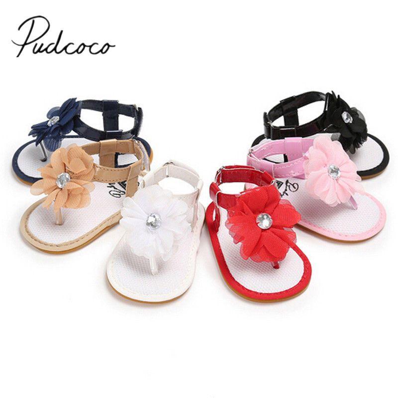 Precioso Sole Deporte Flor Zapatos Infantil Niño Marca Nacido Sandalias De Cuna Chica Verano 2018 Zapatilla Recién Suave Bebé GqSMVzpU